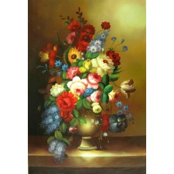 Floral 3370 oil painting art gallery