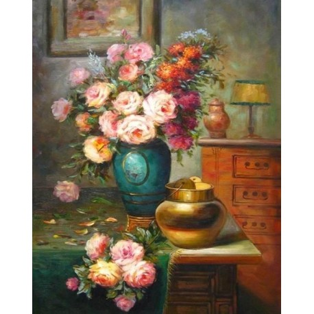 Floral 2 oil painting art gallery