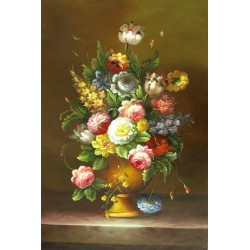 Floral 3371 oil painting art gallery
