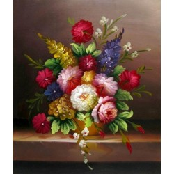 Floral 7822 oil painting art gallery