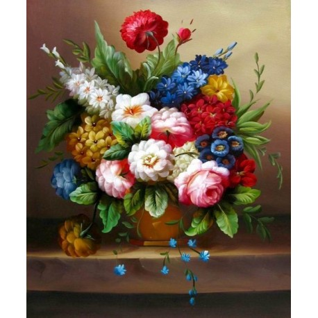 Floral 7819 oil painting art gallery