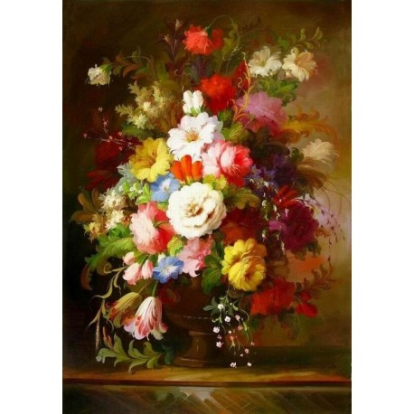 Floral 8924 oil painting art gallery