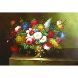 Floral 86912 oil painting art gallery