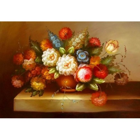 Floral 8935 oil painting art gallery
