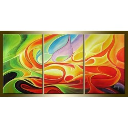 Abstract Colors | Oil Painting Abstract art Gallery