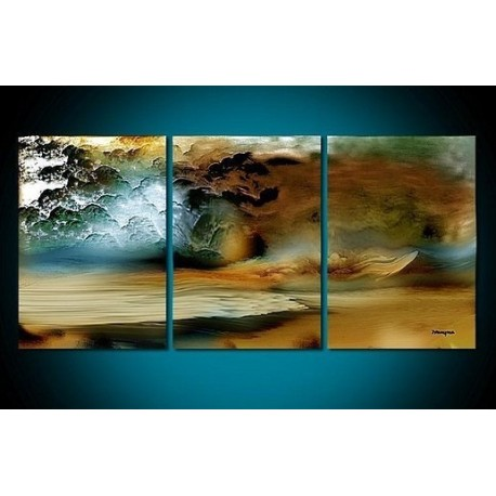 Abstract Ocean | Oil Painting Abstract art Gallery