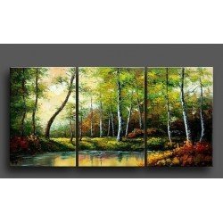 Landscape Oil Painting Abstract art Gallery