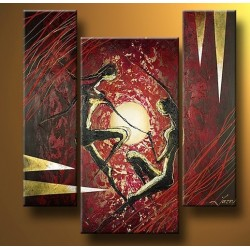 Unity | Oil Painting Abstract art Gallery