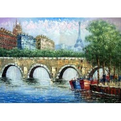 Paris EP004 oil painting art gallery
