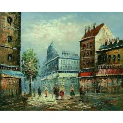 Paris EP023 oil painting art gallery