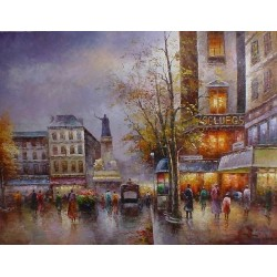 Paris EP025 oil painting art gallery