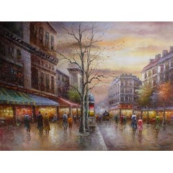 Paris EP026 oil painting art gallery