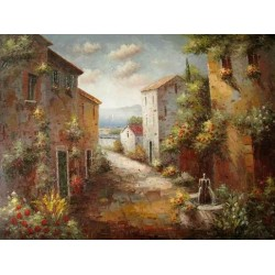 Venice 85766 oil painting art gallery