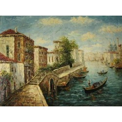 Venice 85781 oil painting art gallery