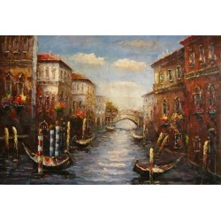 Venice 86976 oil painting art gallery
