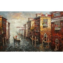 Venice 97792 oil painting art gallery