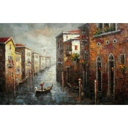 Venice 97796 oil painting art gallery