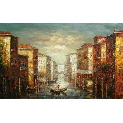 Venice 97802 oil painting art gallery