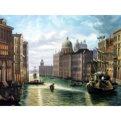 Venice Painting 001 oil painting art gallery