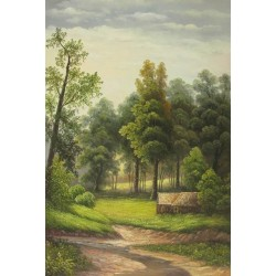 Landscape 3322 oil painting art gallery
