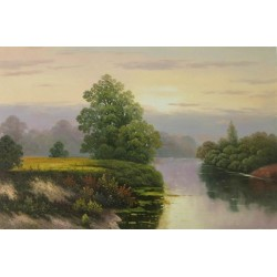 Landscape 3323 oil painting art gallery