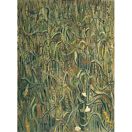 Korenaren by Vincent Van Gogh