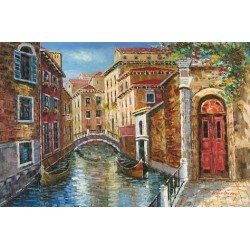 Venice Painting 003 oil painting art gallery