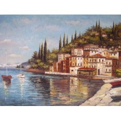 Mediterranean 2684 oil painting art gallery