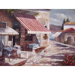 Mediterranean 2689 oil painting art gallery