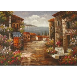 Mediterranean 3320 oil painting art gallery