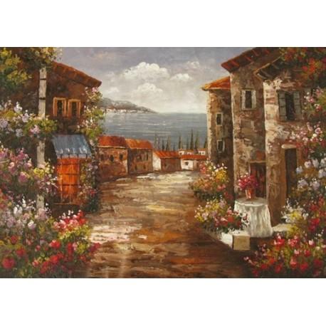 Mediterranean 3320 oil painting art gallery