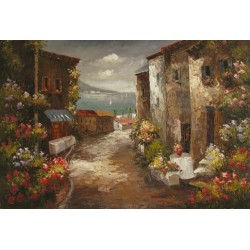 Mediterranean 3372 oil painting art gallery