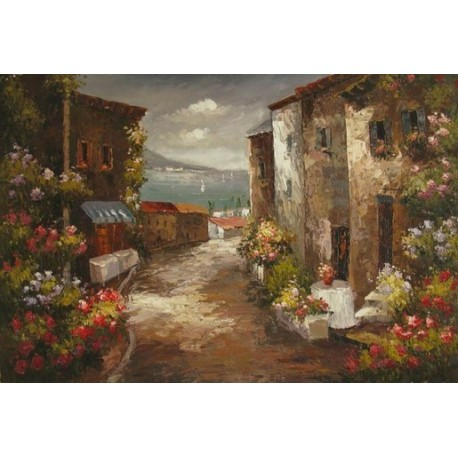Mediterranean 3372 oil painting art gallery
