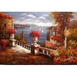 Mediterranean 8168 oil painting art gallery
