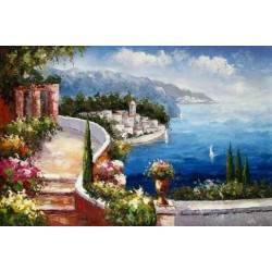 Mediterranean 8177 oil painting art gallery