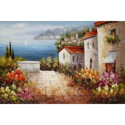 Mediterranean 8182 oil painting art gallery