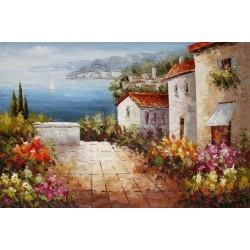 Mediterranean 8182 oil painting art gallery
