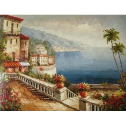 Mediterranean 85771 oil painting art gallery