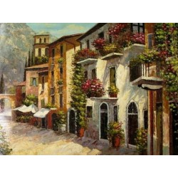 Mediterranean 85777 oil painting art gallery
