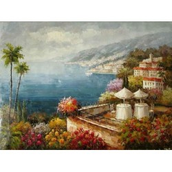 Mediterranean 85785 oil painting art gallery