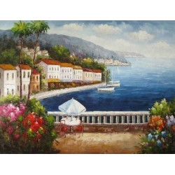 Mediterranean 85805 oil painting art gallery