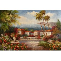 Mediterranean 86949 oil painting art gallery