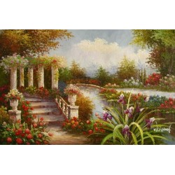 Mediterranean 86950 oil painting art gallery