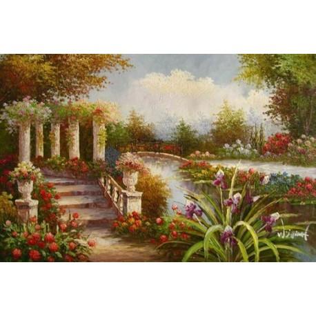 Mediterranean 86950 oil painting art gallery