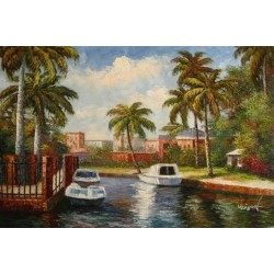 Mediterranean 86951 oil painting art gallery