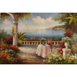 Mediterranean 86963 oil painting art gallery
