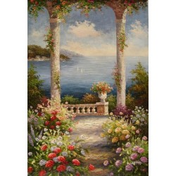 Mediterranean 86964 oil painting art gallery