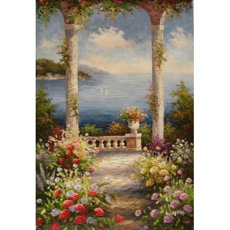 Mediterranean 86964 oil painting art gallery