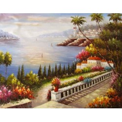 Mediterranean 87015 oil painting art gallery