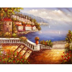 Mediterranean 87016 oil painting art gallery